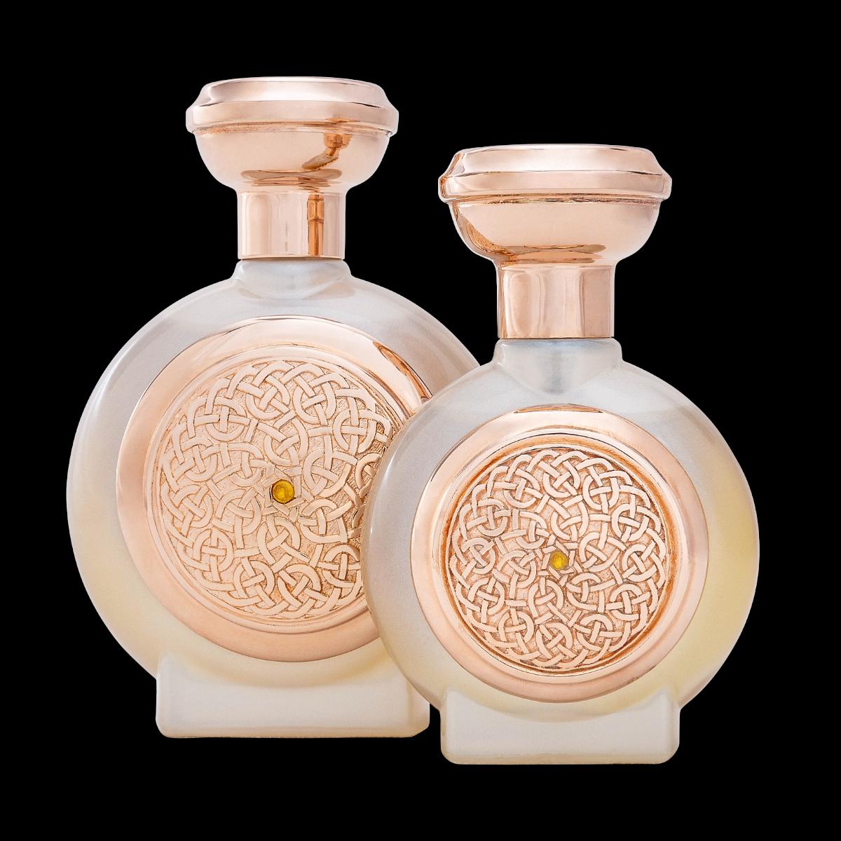 Amber Sapphire Duo bottle