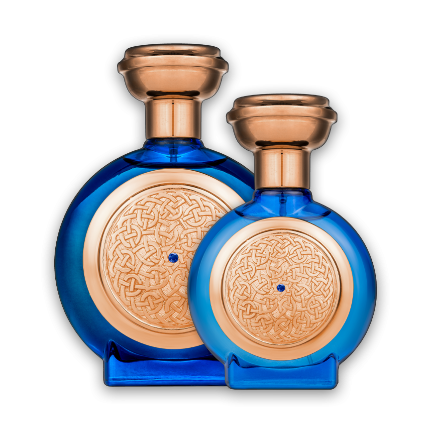 Blue Sapphire Duo bottle