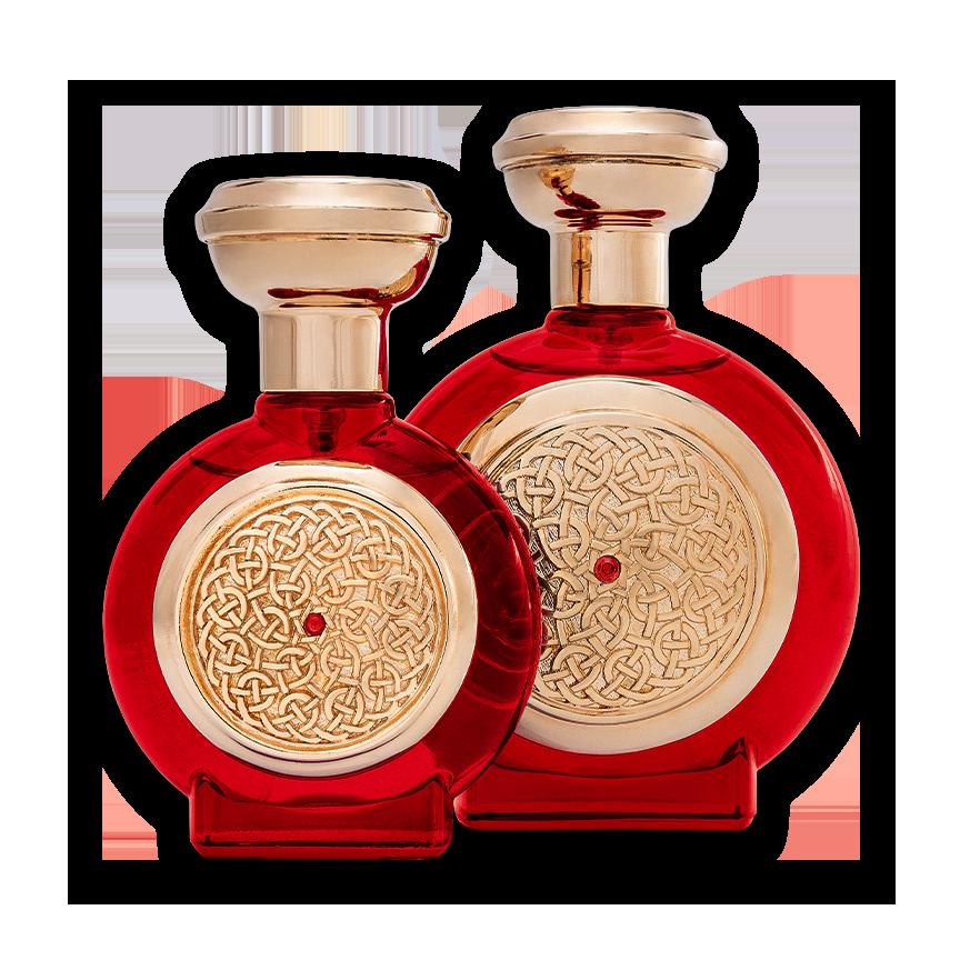Rose Sapphire Duo bottle
