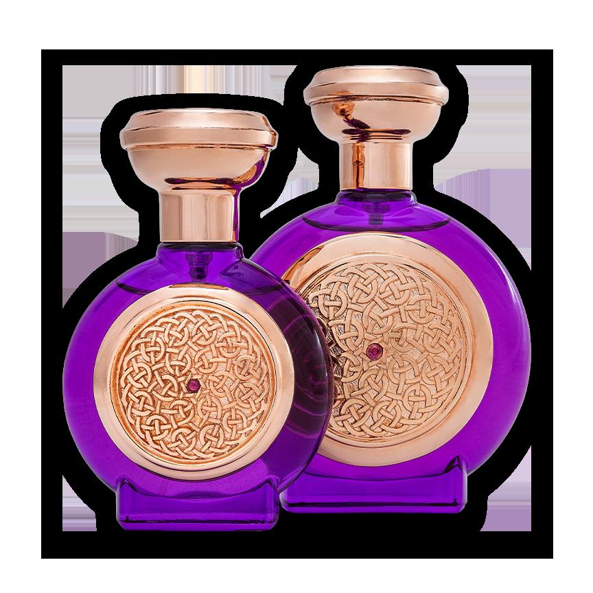 Violet Sapphire Duo bottle