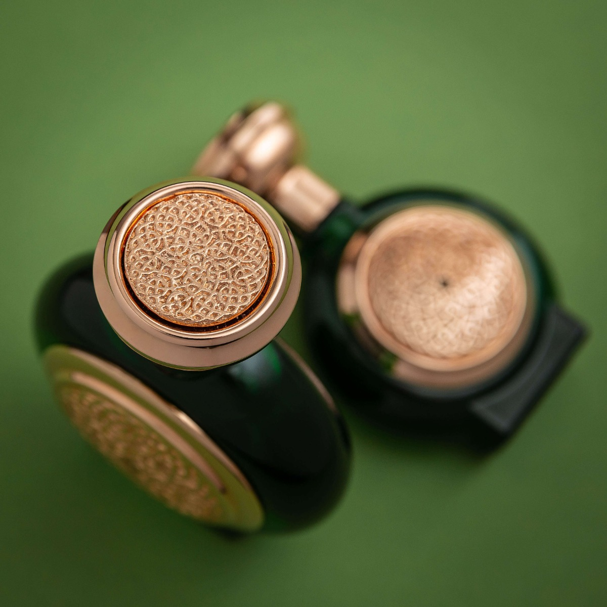 Green Sapphire Duo